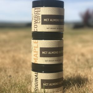 mct almond butter