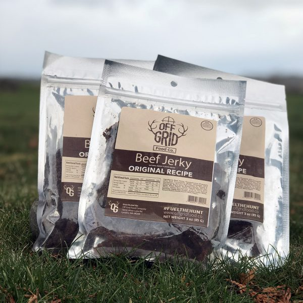 beef jerky off grid food co