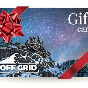 gift card off grid food co